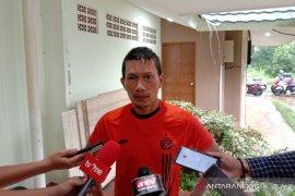 Bek veteran Ismed Sofyan antusias dapat kembali berlatih dengan Persija