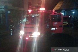 Petugas Damkar evakuasi sarang tawon karena membahayakan warga di Garut