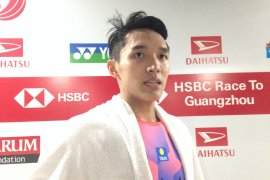 Jojo waspadai kecepatan Wang di babak kedua Indonesia Masters