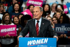 Bloomberg siapkan Rp857 triliun untuk dongkrak suara Demokrat