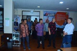 Cek kondisi riil, Komisi I DPRD kunjungi Perpustakaan dan Arsip Daerah