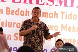 Pemkot Tangsel apresiasi BJB bantu program bedah rumah
