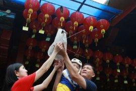 Ritual Pangsen jelang Tahun Baru Imlek