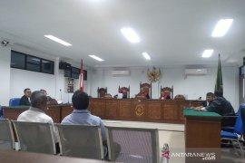 Mantan Sekretaris Disdik Sabang dituntut dua tahun enam bulan penjara