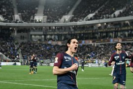 Liga Prancis: Tak ada lagi Cavani dan Silva di skuad PSG musim depan