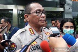 Pramugari Garuda Siwi Widi hadir penuhi panggilan polisi