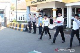 Mantan anggota geng motor Sukabumi ditugasi menjadi pengibar bendera