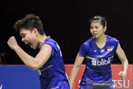 Balas kekalahan atas Kim/Kong, Greysia/Apriyani ke final Indonesia Masters