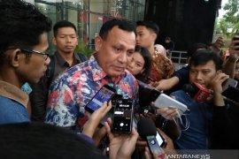 Komisioner KPK menemui Pimpinan DPR