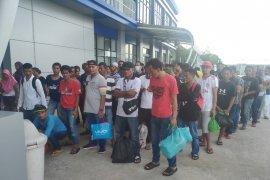 383 TKI bermasalah diusir dari Sabah Malaysia