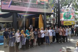 Pemkab Bandung Barat dan LKBN Antara resmikan videotron di Lembang