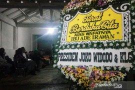 Presiden kirim karangan bunga ke rumah duka Ade Irawan