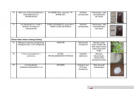 Daftar nama zat NPS yang sudah teridentifikasi di Indonesia Tahun 2019 Page 13 Small
