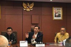 Luhut: Tak ada pendanaan asing untuk kantor presiden di ibu kota baru
