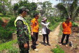 BPBD Cianjur tunggu hasil kajian PVMG terkait pergerakan tanah