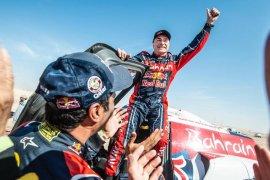 Para juara Dakar 2020  taklukkan medan tandus dan gurun Arab Saudi