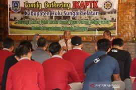 Jalin silaturrahmi IKKPTK HSS laksanakan family gathering
