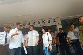 Menhub tinjau pengembangan Stasiun Tigaraksa di Banten