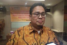Terlibat korupsi, seorang komisioner Bawaslu Papua Barat dicopot