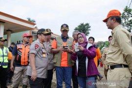 Doni Monardo: Longsor di Sukajaya Bogor seperti es krim meleleh