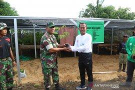Bupati resmikan kebun bibit Desa Panjaratan