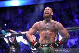 McGregor ingin lawan Khabib lagi, namun tidak ngebet