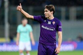 Federico Chiesa  merapat ke Juventus dari Fiorentina