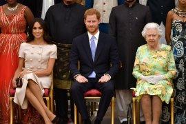 Nasib Harry dan Meghan setelah melepas gelar kerajaan
