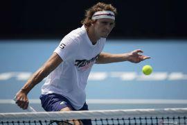 Zverev tundukkan Verdasco di Australia  Open