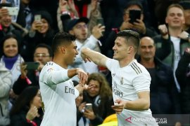 Klasemen sementara Liga Spanyol, Real Madrid rebut puncak