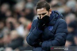 Frank Lampard anggap Chelsea sudah melewati target