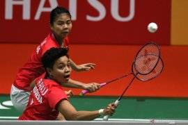 Greysia/Apriyani juarai ganda putri Indonesia Masters