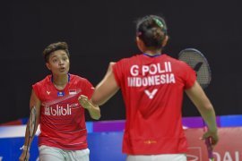 Turnamen Barcelona, Greysia/Apriyani jumpa pasangan Stoeva pada final