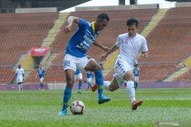 Beni Oktovianto ingin laga debut di Persib saat liga dilanjutkan