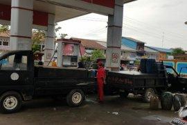 Polisi temukan SPBU di Melawi jual solar subsidi di atas ketentuan