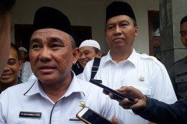 Wali Kota Depok M Idris pimpin shalat jenazah korban kecelakaan bus Subang