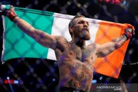 Diduga lakukan pelecehan seksual, McGregor ditahan