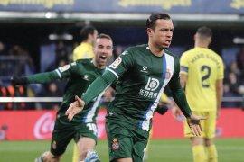Hasil laga Liga Spanyol: Espanyol menang lagi setelah hampir tiga bulan