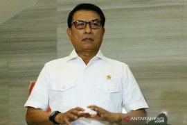 Moeldoko sebut virus Corona belum masuk  ke Indonesia