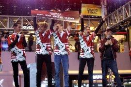 29 atlet regional barat Final Nasional Piala Presiden Esports 2020