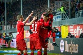 Havertz akhiri puasa gol saat Leverkusen menundukkan Paderborn