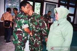 Kodim 1007/Banjarmasin lepas prajurit berangkat tugas teritorial ke Papua