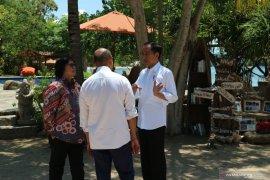 Presiden Jokowi ingin turis tinggal lebih lama di Labuan Bajo