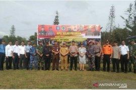 Jasa Raharja Babel gelar pasukan operasi Kontijensi Aman Nusa II-2020