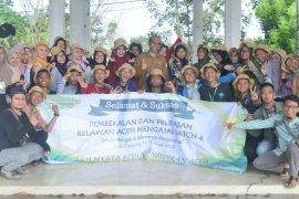 Wabup Aceh Tamiang minta relawan ajarkan budaya senyum sapa salam