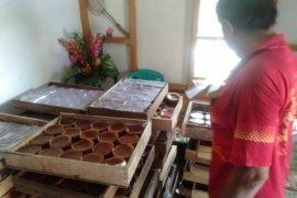 Kue keranjang menu wajib bagi Tionghoa Pontianak saat Imlek