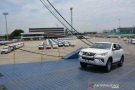 Ekspor Toyota meningkat di tengah krisis global