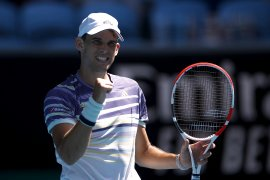 Dominic Thiem bungkam perlawanan Nadal di perempat final Australia Open 2020