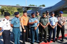 Tim gabungan operasi udara cari KLM Panji Saputra