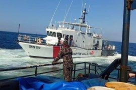 KKP jelaskan kronologi bebaskan 15 nelayan Indonesia di Malaysia